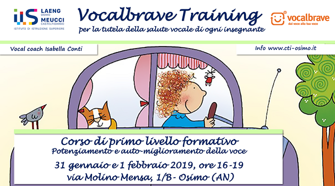 vocalbrave training